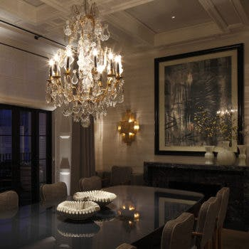 decorative dining room lighting