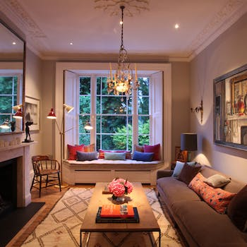 avoid placing downlights in a grid