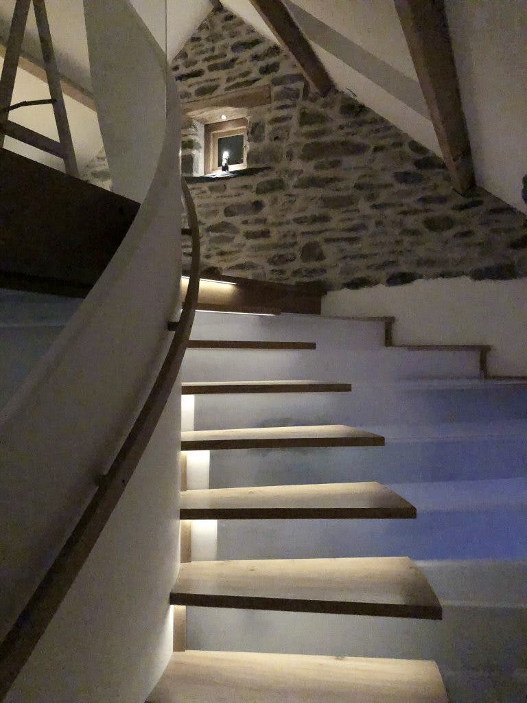 The Cowshed Staircase