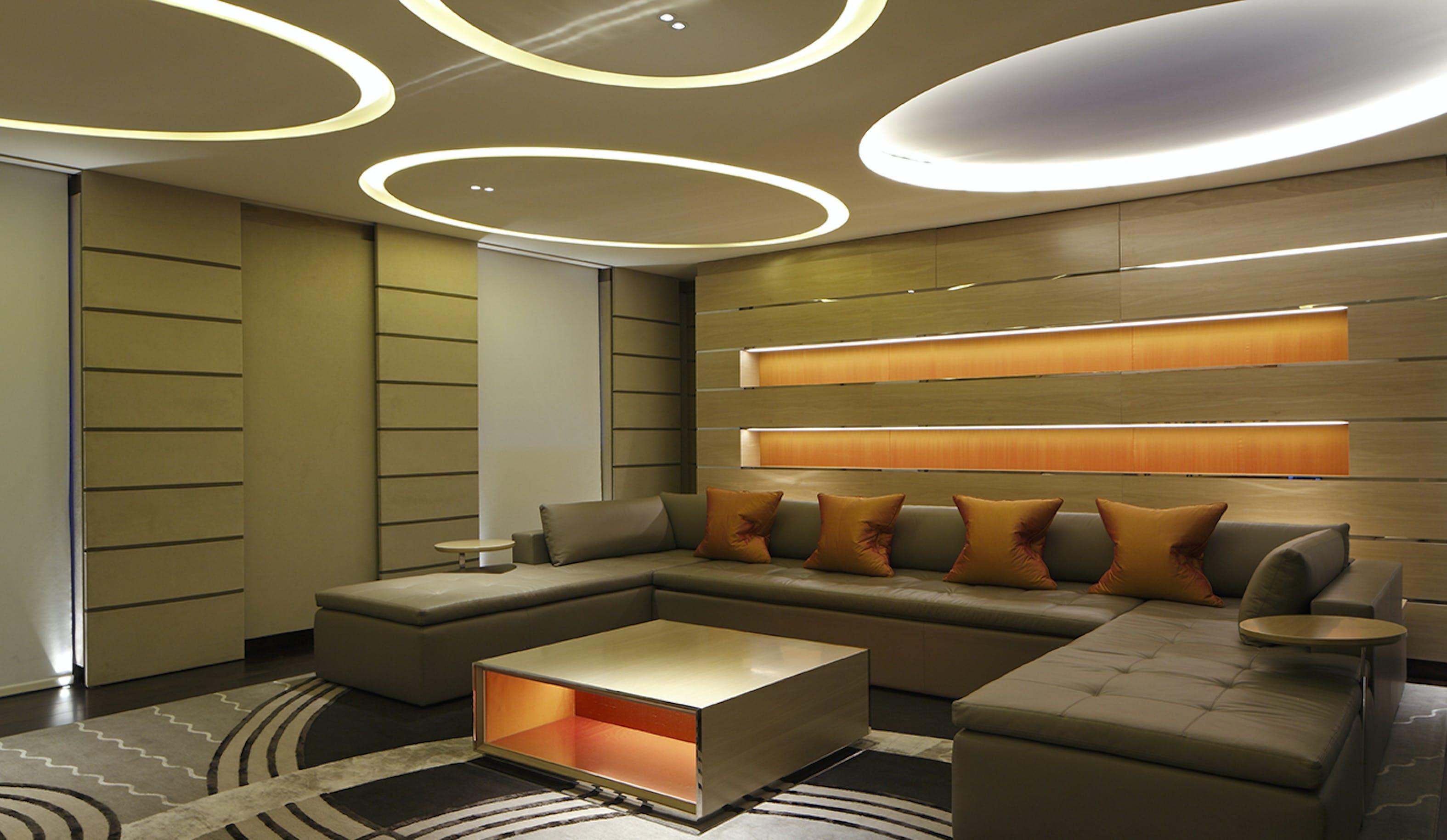 transforming cinema room