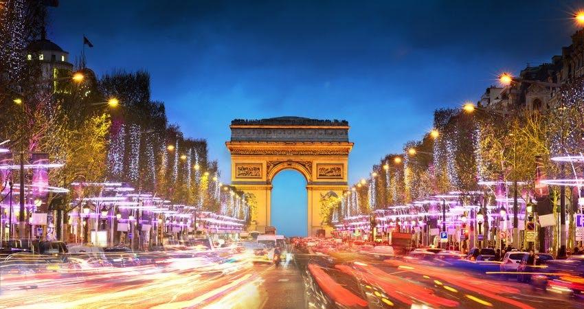 paris office now open