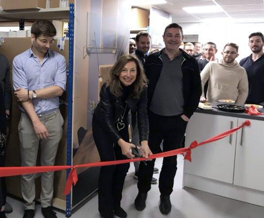 Collection Centre Opening John Cullen Lighting November 2018