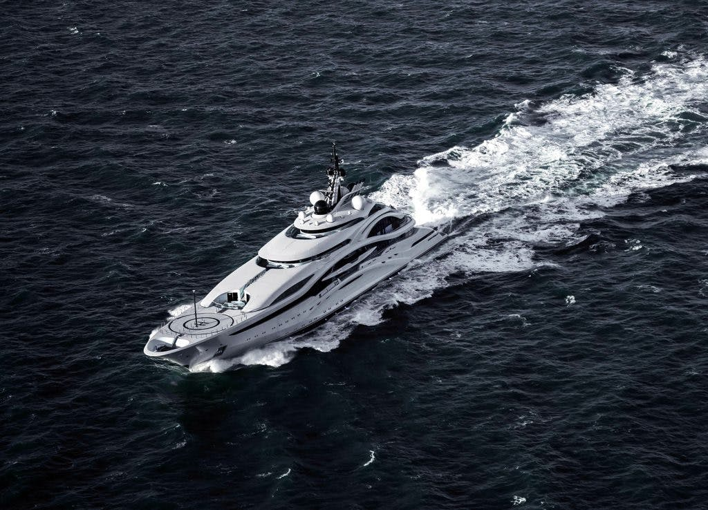 superyacht lighting and products