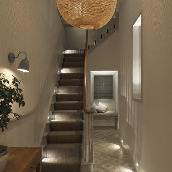 hallway lighting london hallway